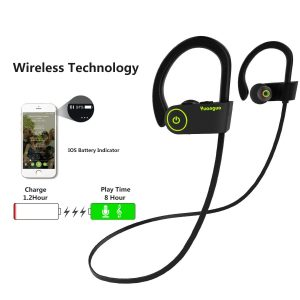 HolyHigh Yuanguo2 mejores auriculares bluetooth deportivos