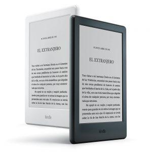 """Kindle con pantalla táctil de 6"""""""