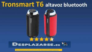Tronsmart-T6-altavoz-bluetooth