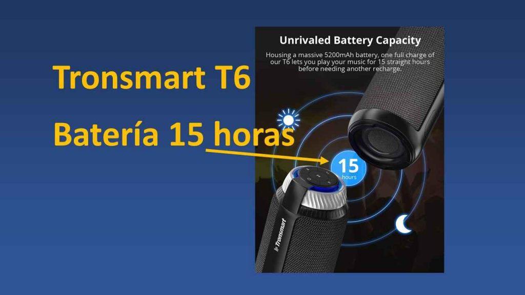 Tronsmart-T6-bateria-hasta-15-horas