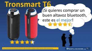 Tronsmart-T6-mejor-altavoz-barato