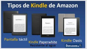 modelos-de-kindle-Amazon