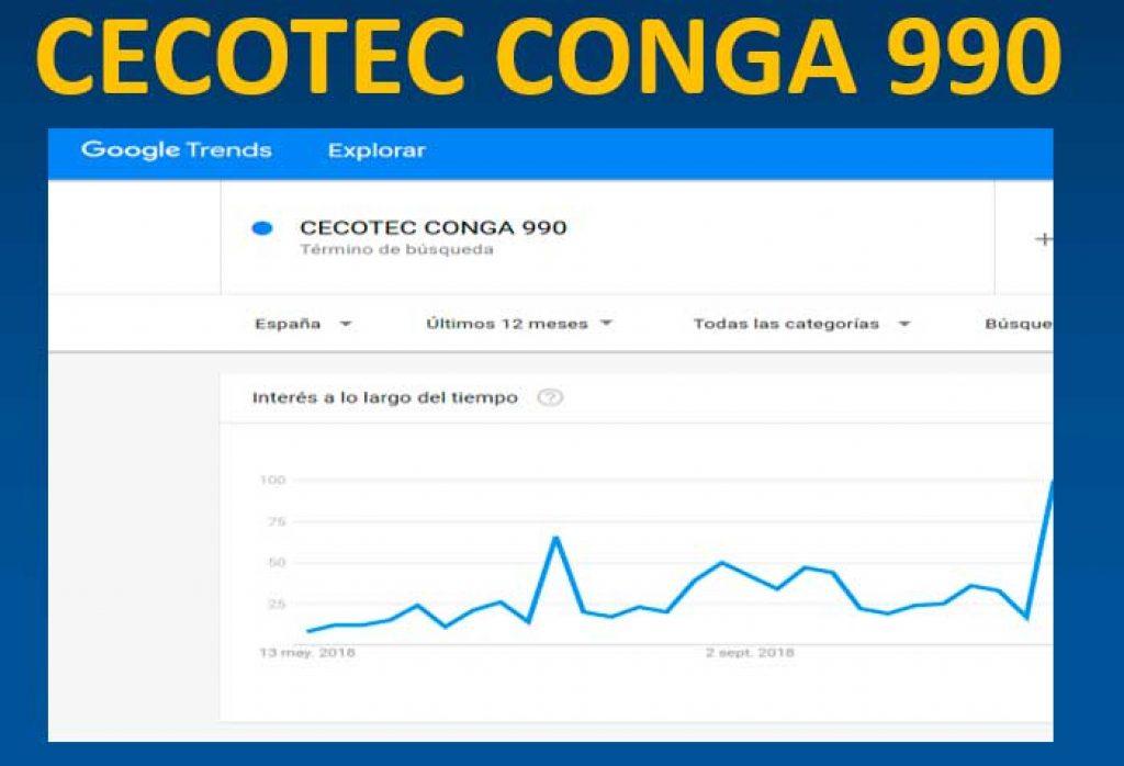Cecotec-Conga-990-estadisticas-de-compra-venta-en-Google-trends