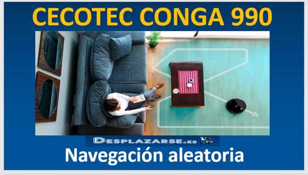 Cecotec-Conga-990-navegacion-aleatoria