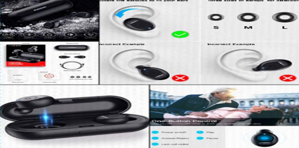 ELEGIANT-Auriculares-Bluetooth-con-microfono