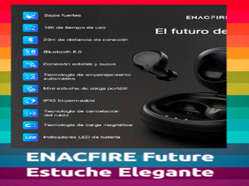 ENACFIRE-Future-Opiniones-Estuche-de-carga-elegante-caracteristicas-2019