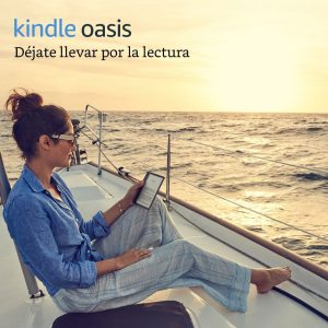 Kindle Oasis ereader ..