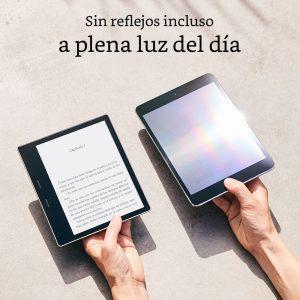 Kindle-oasis-a-plena-luz