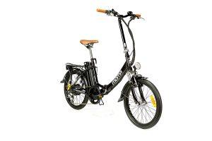 MOMA bicicleta eléctrica plegable cuadro de aluminio