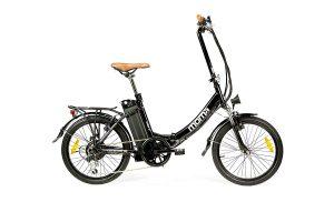 MOMA bicicleta eléctrica plegable