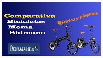 Moma-comparativa--bicicleta-electrica-plegable