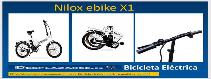 Nilox-ebike-X1-bicicleta-electrica-plegable-guia-de-compra