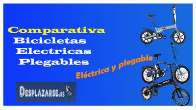bicicleta-electrica-plegable-comparativa smartgyro Moma Nilox