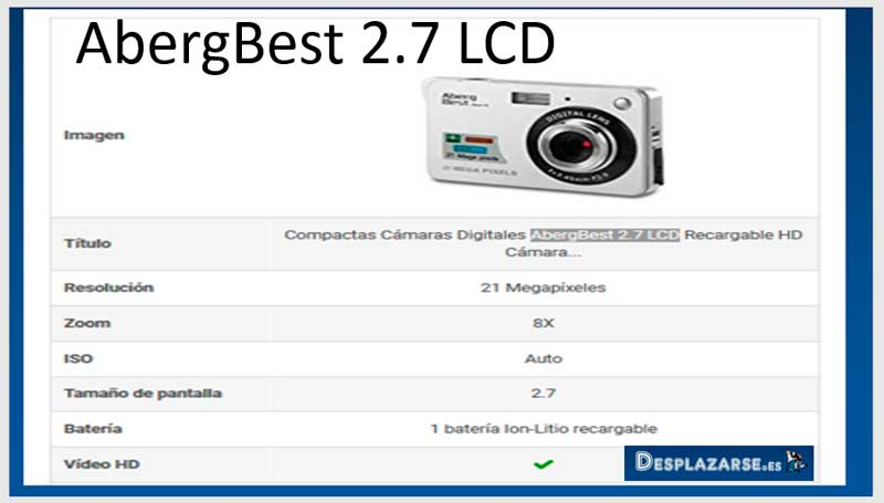 AbergBest-2.7-LCD-caracteristicas-tecnicas
