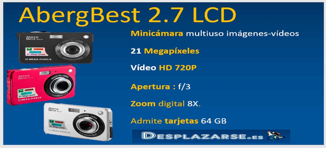 AbergBest-2.7-LCD-caracteristicas