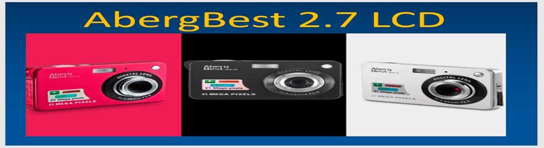 AbergBest-2.7-LCD-en-tres-colores