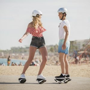 Drift W1 Sewgay NINEBOT patinete electrico E-skate hombre mujer