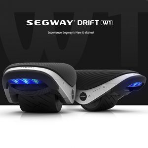 Drift W1 Sewgay NINEBOT patinete electrico E-skate luces