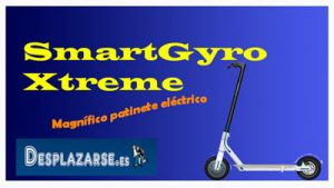 Smartgyro-xtreme-city-patinete-electrico-plegable