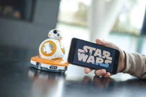 Sphero R001ROW, Robot electrónico droide BB-8 Star Wars