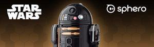 Sphero R2-D2 robot educativo .