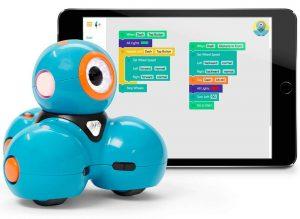 Wonder Workshop Robot Dash - Juguete para Aprender a Programar
