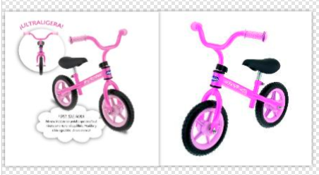 bici-sin-pedales-chicco-first-bike-rosa-para-chica