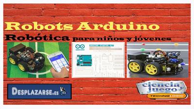 robots-Arduino-juguetes-robotica-programacion