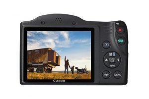 Canon PowerShot SX420 IS pantalla