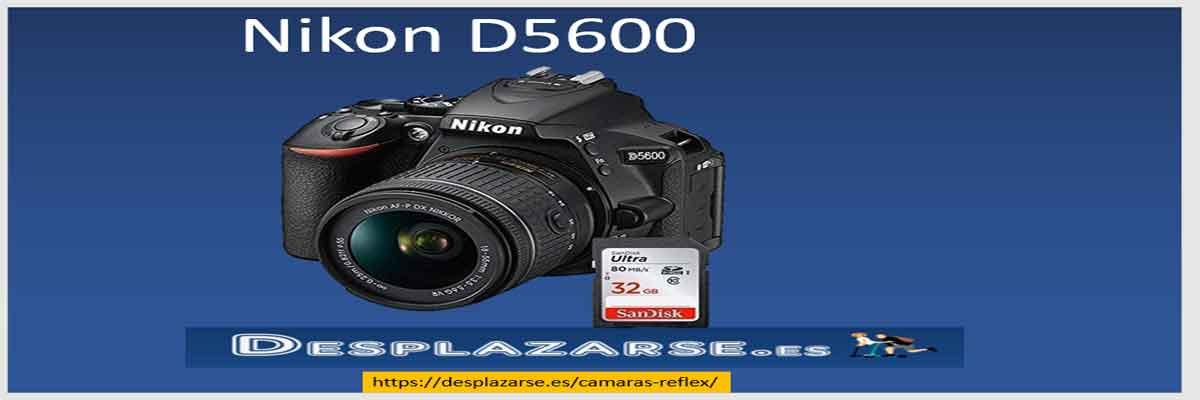 Nikon-D5600-camara-reflex