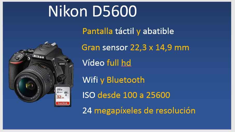Nikon-D5600-caracteristicas-tecnicas