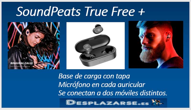 SoundPEATS-Truefree-+-cascos-Inalambricos-In-Ear-True-Wireless