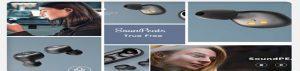 SoundPeats-True-free-Auriculares-Bluetooth-diseño