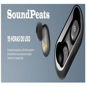 SoundPeats-True-free-Auriculares-Bluetooth-inalambricos