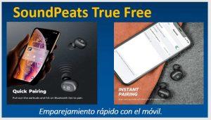 SoundPeats-Truefree-conectividad-con-el-movil
