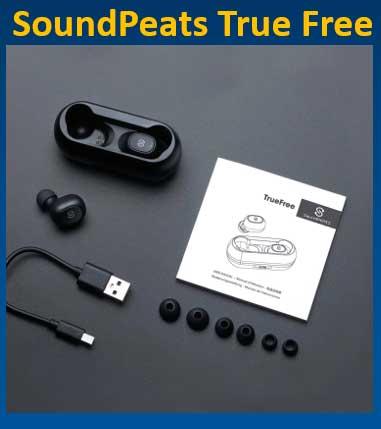 SoundPeats-Truefree-contenido-del-paquete