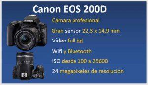 canon-eos-200d-caracteristicas-tecnicas
