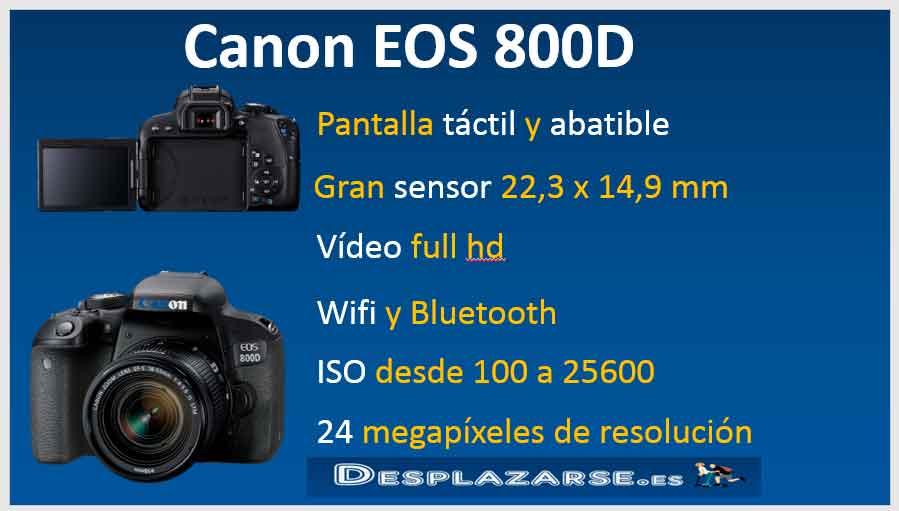 canon-eos-800D-caracteristicas-tecnicas
