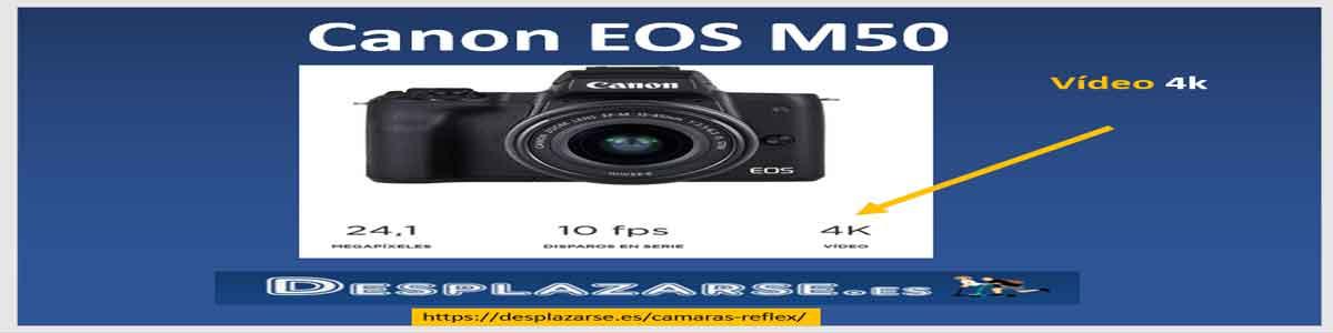 canon-eos-M50-camara-reflex