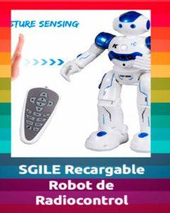 SGILE-Recargable-Robot-de-Radiocontrol