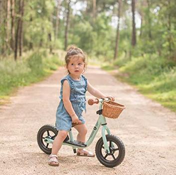 Bandits and Angels Bicicleta sin pedales para niños de 2 años