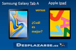 comparativa-de-tablet-samsung-galaxy-tab-a-versus-apple-ipad