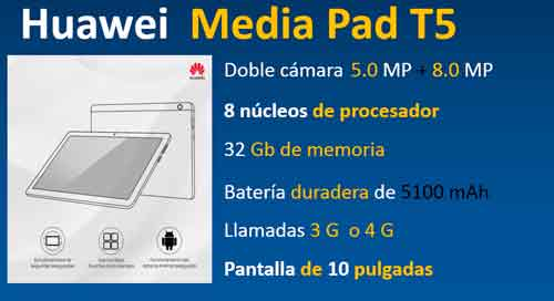 huawei-mediapd-t5-caracteristicas