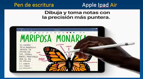iPad-Air-pen-para-escritura