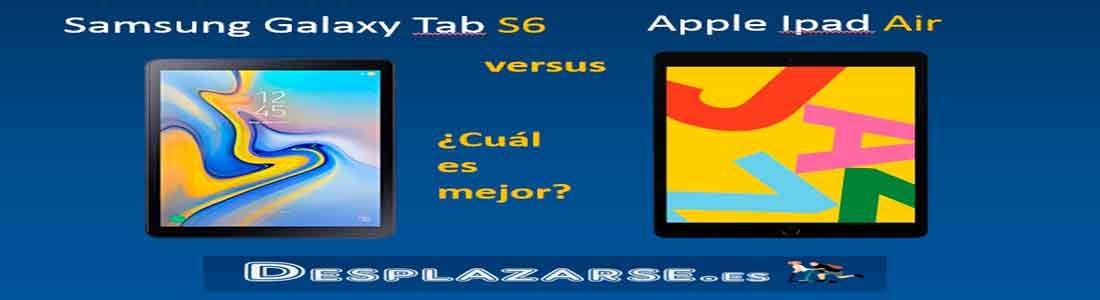 iPad-Air-versus-Galaxy-Tab-S6-comparativa-y-opiniones