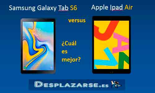 iPad-Air-versus-Galaxy-Tab-S6-comparativa