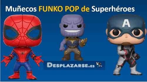 funko-pop-marvel-superheroes