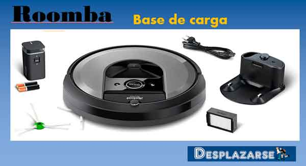 roomba-base-de-carga