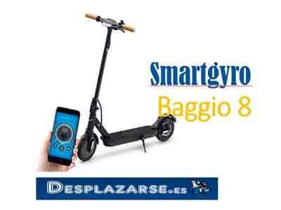 patinete-smartgyro-Baggio-8-opiniones